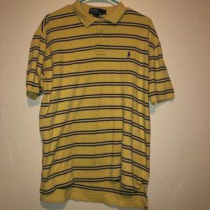 Polo by Ralph Lauren yellow 100% cotton Polo